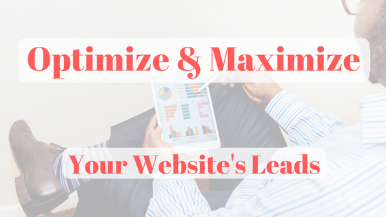 27 things to optimize for better lead conversion