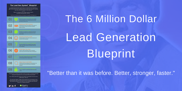 the lead generation blueprint