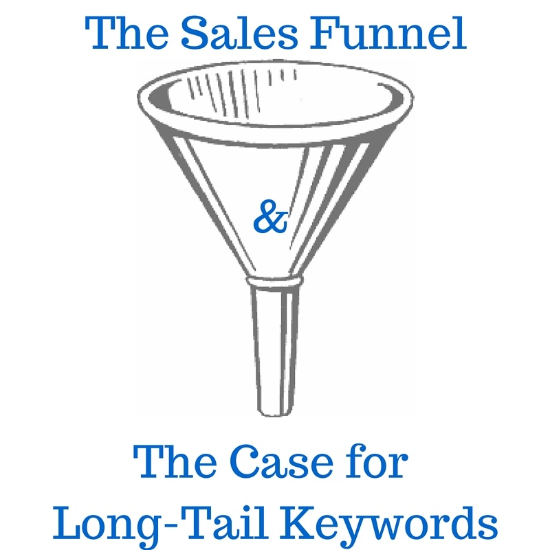Long tail keywords drive qualified leads