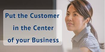 focus on your customer for b2b lead generation