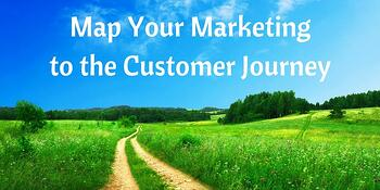 map your marketing to the customer journey